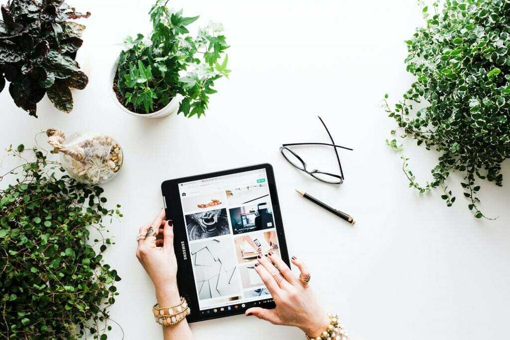 creare contenuti online