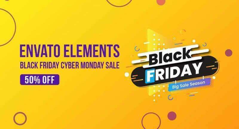 envato-elements-black-friday-cyber-monday 2020
