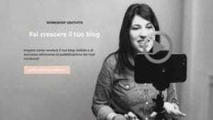 Mini-corso gratuito fai crescere il tuo blog
